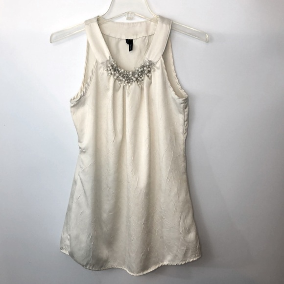 Maurices delicate beaded tank